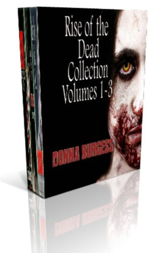 Box of Zombies: Rise of the Dead Volumes 1-3