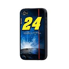 NASCAR Jeff Gordon 24 Pepsi Max iPhone 4 4S Rugged Case by Keyscaper