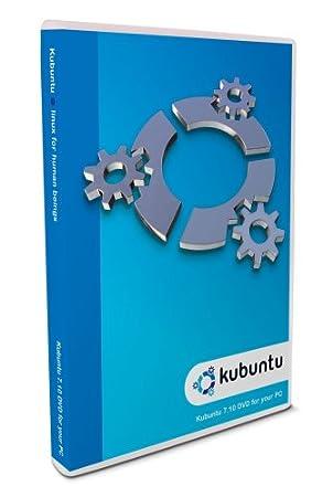 Kubuntu 7.10 (PC Edition)