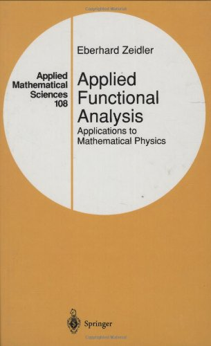 Applications of functional analysis in mathematical physics