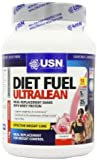 USN Diet Fuel Ultralean 1000 g Strawberry Weight Control Meal Replacement Shake Powder