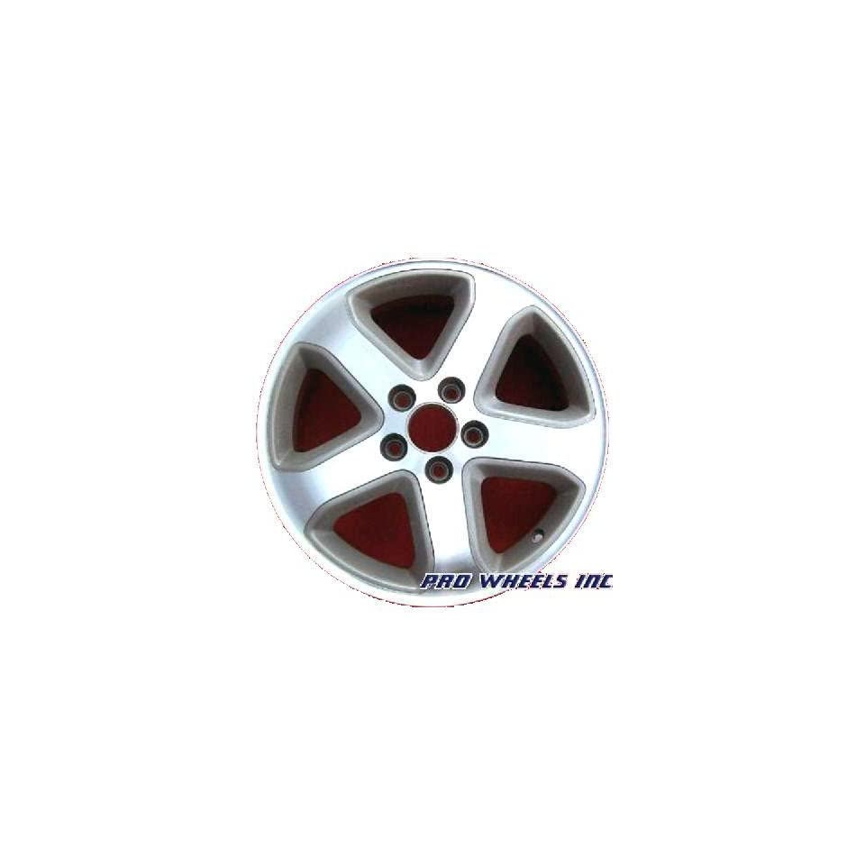 Acura 3.2tl Honda Accord 17X6.5 Machined Silver Factory Wheel Rim 71719