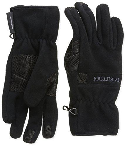 marmot-herren-handschuhe-windstopper-black-m-1816-001