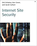 img - for Internet Site Security by Erik Schetina (2002-03-11) book / textbook / text book