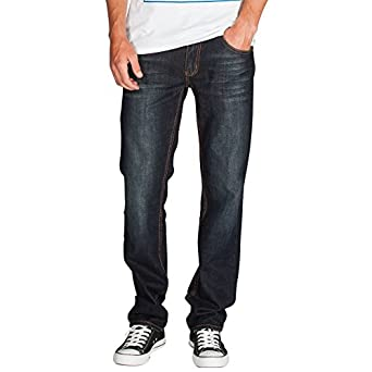 RSQ New York Mens Slim Straight Jeans