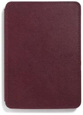 Funda de cuero Amazon para Kindle Touch, color púrpura [sólo sirve para Kindle Touch (4ª generación)]
