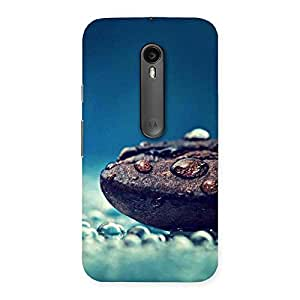 Cute Pebbels Chocolate Drops Multiple Back Case Cover for Moto G3