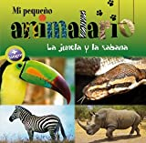 img - for Mi pequeno animalario: La jungla y la sabana (Spanish Edition) book / textbook / text book