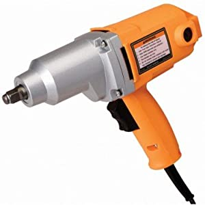 """1/2"""" Electric Impact Wrench Reversible with 230 ft. lbs. of Torque by Chicago Electric POWER TOOLS"""
