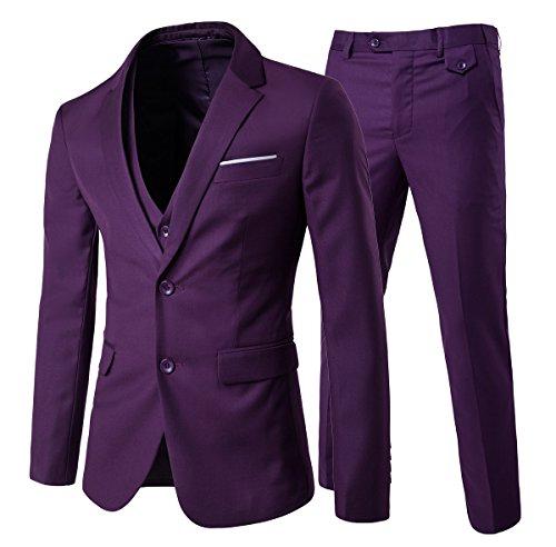 hombre-modern-fit-3-piezas-suit-blazer-chaqueta-tux-chaleco-y-pantalones-morado-morado-s