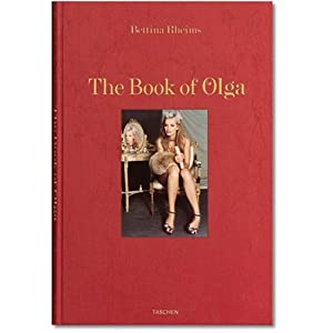Erotikliteratur-Buch-Roman: Bettina Rheims, The Book of Olga [Gebundene Ausgabe]
