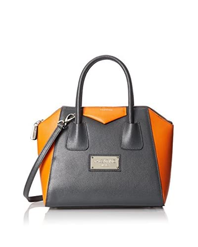 Valentino Bags by Mario Valentino Women's Minimi' Satchel, Grey