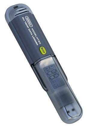 General Tools HT20 USB Humidity Temperature LCD Data Logger