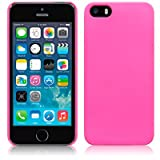 Terrapin Slim Armour Cover for iPhone 5S - Neon Pinkby TERRAPIN