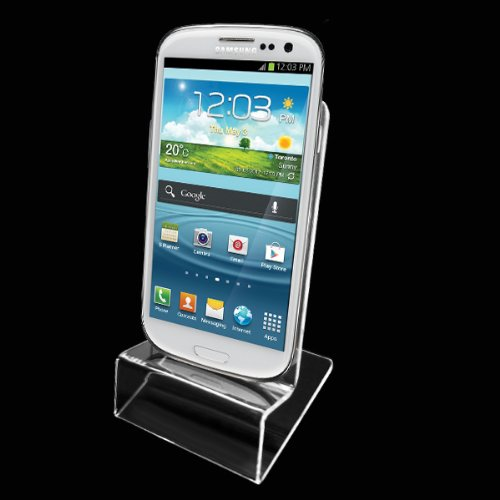 Cbus Wireless Transparent Clear Acrylic Stand