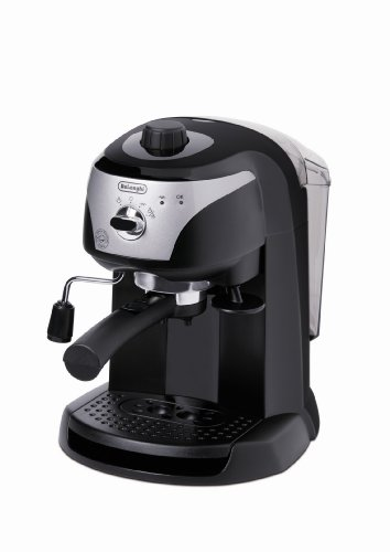 De'Longhi EC220.CD Pump Espresso Coffee Machine from Delonghi