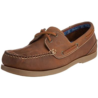 Chatham Marine Deck XV G2, Men's Boat Shoes, Brown (Walnut), 6 UK