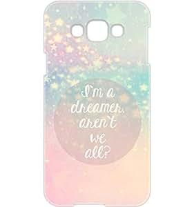 a AND b Designer Printed Mobile Back Cover / Back Case For Samsung Galaxy E7 (SG_E7_3D_2986)