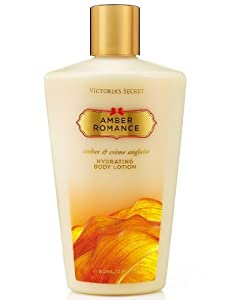 Victoria's Secret Garden Amber Romance Hydrating Body Lotion 8.4 fl oz (250 ml)