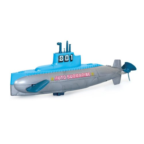 Aufzieh-U-Boot-AUTO-SUBMARINE