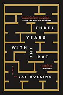 Book Cover: Three Years with the Rat: A Novel
