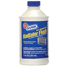 Gunk C1412 10 Minute Radiator Flush - 11 fl. oz.