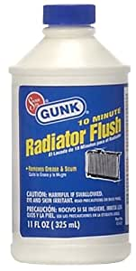 Motor Medic by Gunk C1412 10-Minute Radiator Flush - 11 oz.