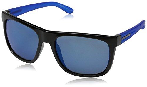 arnette-fire-drill-gafa-de-sol-rectangular-color-negro-brillante-y-azul-con-lentes-color-azul-espejo