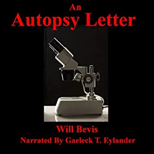 An Autopsy Letter Audiobook
