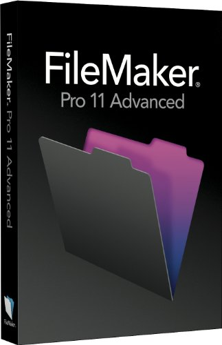 Filemaker Pro 11 Advanced Spanish