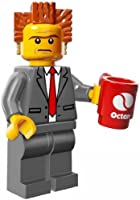 The Lego Movie Lord Business Minifigure Series 71004 by Lego