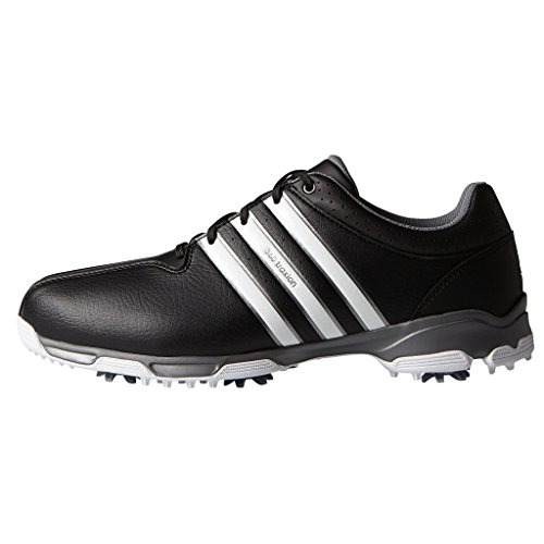 2016 Adidas Golf 360 Traxion Lightweight WATERPROOF Mens Golf Shoes-Wide Fitting