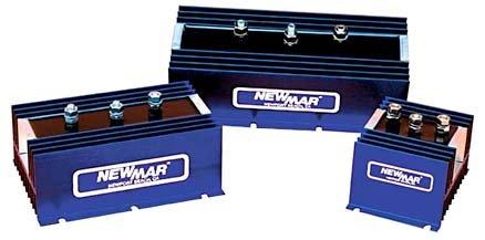 Newmar 2-3-120A Isolator 2Ait 3-Battery 120Amp