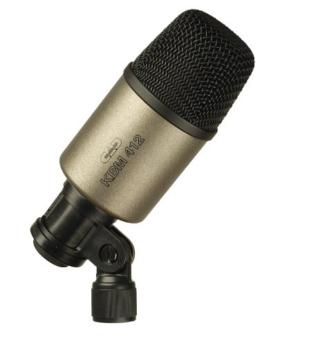CAD Audio KBM412 Dynamic Microphone, Cardioid