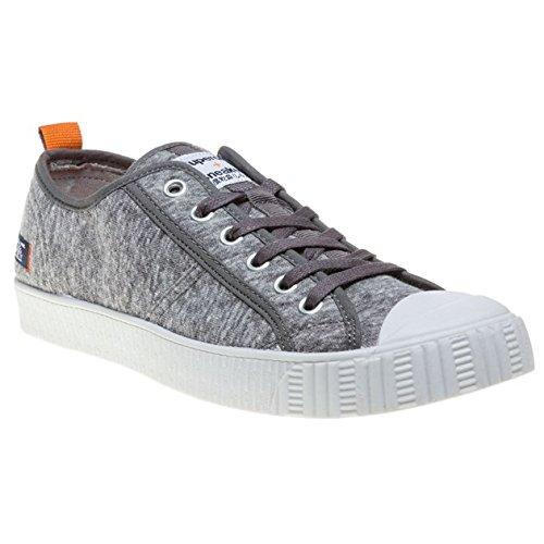 Superdry Super Sneaker Low Uomo Sneaker Grigio