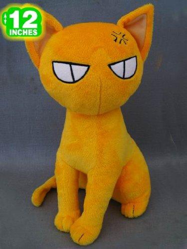 Fruits Basket Kyo Sohma 12″ Neko Cat Anime Plush Animal Figure GE6019 image