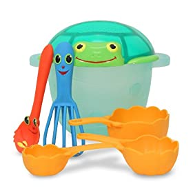 Melissa & Doug Sunny Patch Seaside Sidekicks Sand Baking Set: Unknown