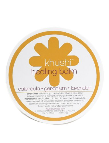 Khushi Spa Healing Balm - Buy Khushi Spa Healing Balm - Purchase Khushi Spa Healing Balm (Health & Personal Care, Refinements, Browse Refinements, Skin Care Attribute (feature_two_browse-bin), Moisturizing)