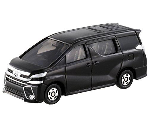 トミカ No.84 トヨタ ヴェルファイア(箱)