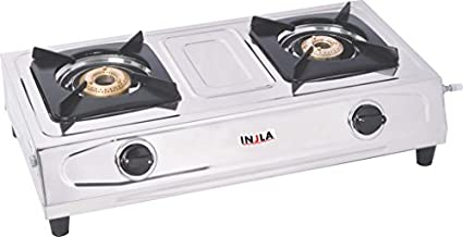 Injla-P-207-Extra-Heavy-Body-Manual-Gas-Cooktop-(2-Burner)