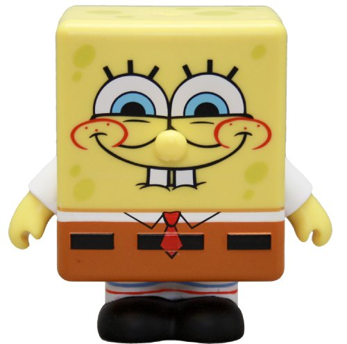 "SpongeBob Collectible 3"" Vinyl Figure - 1"