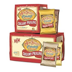 Creamy Assorted Pralines Box of 6