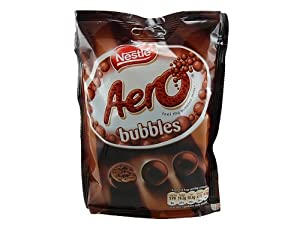 Nestle Aero Bubble Milk Hanging Bag 135g