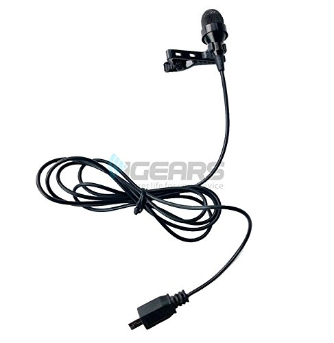 Professional Stereo Mini Usb Microphone Adapter For Gopro Hero 3 3+ Hero 3 Plus
