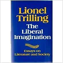 lionel trilling critical essays Robert frost a collection of critical essays [james m - lionel trilling, malcolm cowley, et al cox] on amazoncom free shipping on qualifying offers robert frost.