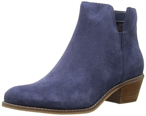 Cole Haan Women's Abbot Boot, Blazer Blue Suede, 9 B US (Cole Haan Shoe Inserts compare prices)