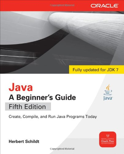 Java, A Beginner's Guide