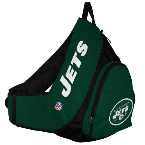 nfl-new-york-jets-sling-backpack-green
