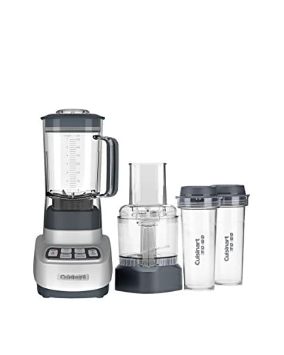 Cuisinart VELOCITY Ultra Trio Blender/Food Processor with Travel Cups