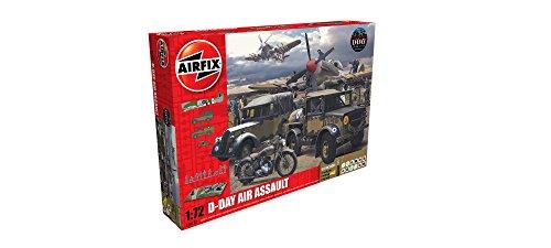 Airfix A50157 - Modellbausatz D-Day Air Assault Gift Set